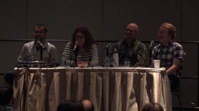 Jeff Running, Rachel Cherry, Scott Berkun, Steven Speicher: Managing Big WordPress Sites