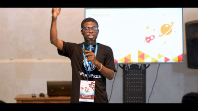Sodiq Akinjobi: Scaling WordPress for Schools