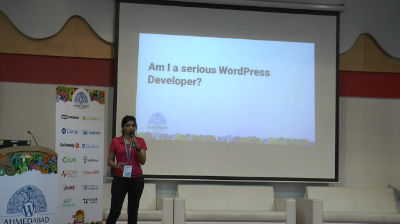 Tejaswini Deshpande: WordPress Development for Serious Developers