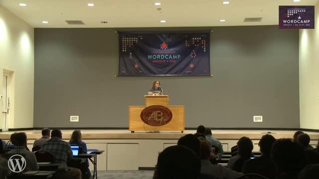Rachel Cherry: Keynote