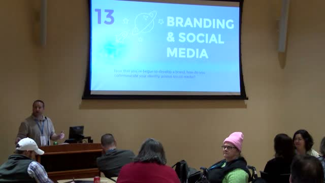 Eric Kuznacic: Brand-building with Social Media