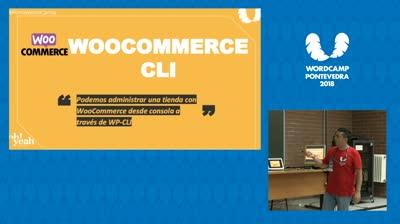 Fernando García Rebolledo: Administrar WooCommerce con WP-CLI