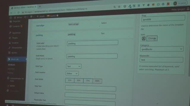 Guillermo Tamborero: Introducción a BlockLab | Crea bloques del nuevo editor de WordPress fácilmente