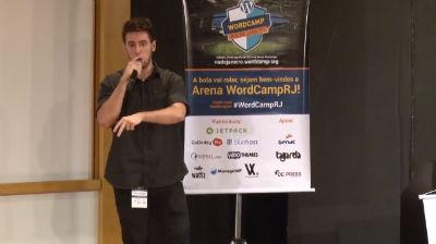 Gustavo Bordoni: Palestra: Entenda como funciona um bom servidor para o seu negócio em WordPress