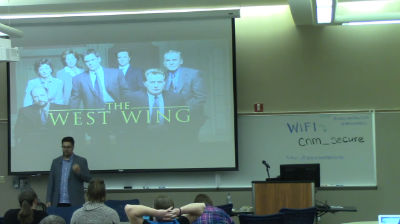 A J Morris: What the West Wing Can Teach Us About Building Products