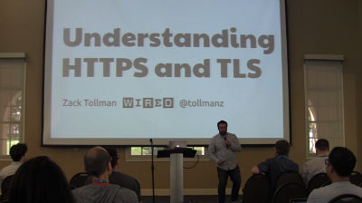 Zack Tollman: Understanding HTTPS and TLS
