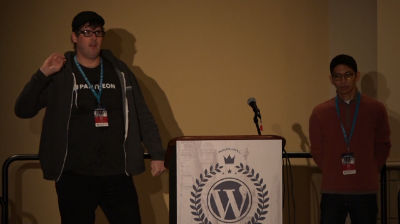Matt Cheney and Mark Llobrera: Decoupled Development with WordPress JSON APIs