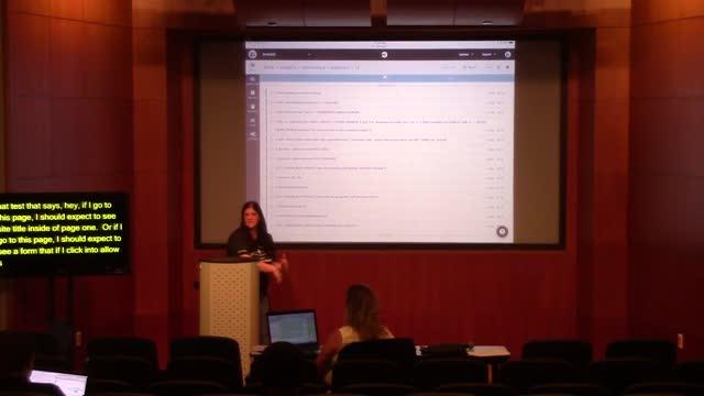 Tessa Kriesel: Conquering Continuous Integration & Deployment