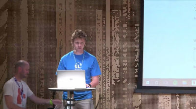 Michael Visser: Philips Hue control through WordPress Demo