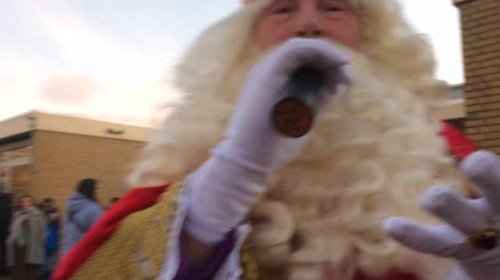 Vlog De Dijk over Sinterklaas