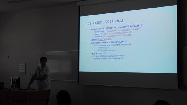 Projekt Dobrý Skautský Web od Michal Janata