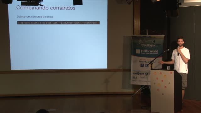 Rodrigo Primo: Introdução ao WP-CLI