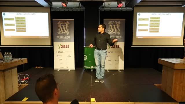 David de Boer: iDEAL in WordPress van aanvraag tot productie