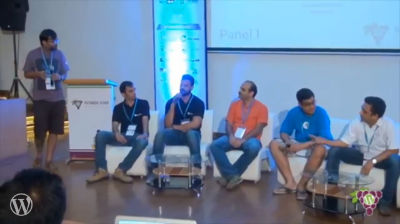 Sanjeev Mishra, Rahul Bansal, Amit Singh, Deepak Kori and Vishal Kothari: How To Build A Business On WordPress