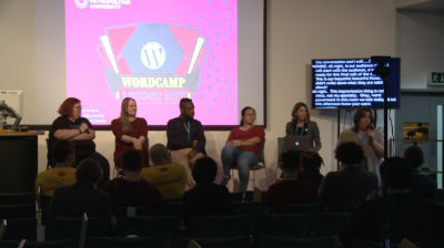 Panel Discussion: WordPowerment - Practical Approaches to Diversity and Empowerment in the WordPress Community