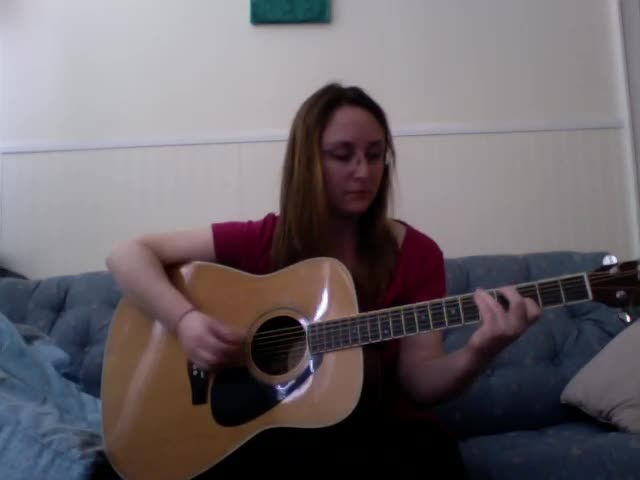 how to play i might be wrong guitar