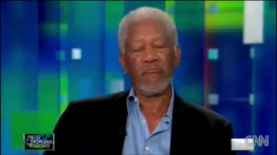 Morgan Freeman Obama Made Racism Worse, Tea Party Will Do Whatever It Can To Get This Black2