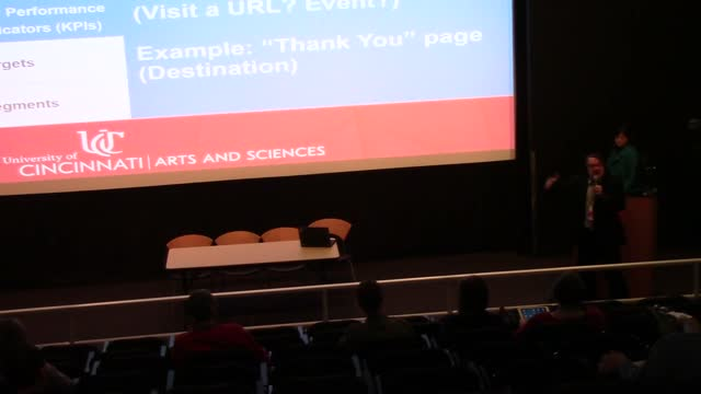 Julie Campbell-Holmes and Michael Holmes: Measuring The Success Of Your WordPress Sites