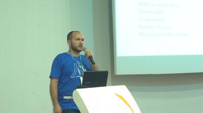 Gilberto Tavares: Utilizar internacionalização em Temas e Plugins
