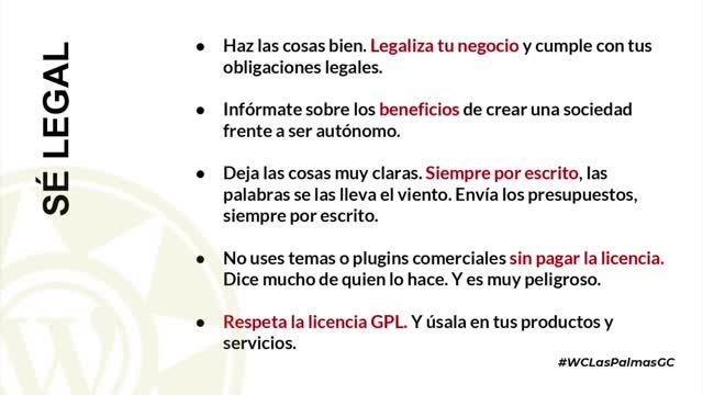 Mercedes Romero, Roberto Miralles: Comienza hoy tu negocio basado en WordPress