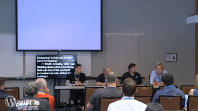 Sean Murphy, Matt Barry, Mark Maunder: WordPress Security: Q&A Session [Panel]