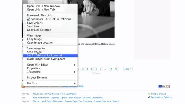 The Flickr Widget for WordPress.com