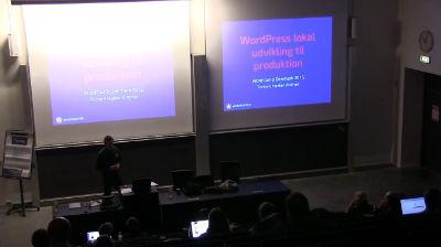 Torben Heikel Vinther: WordPress lokal udvikling til produktion