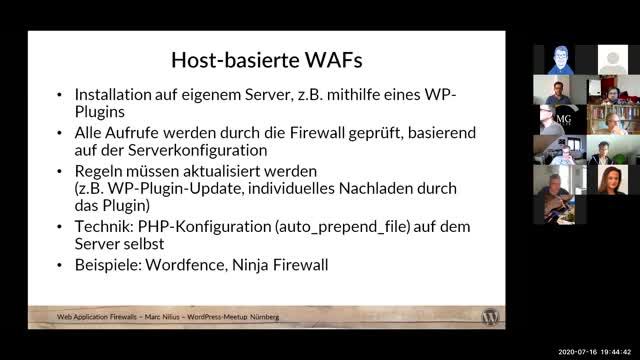 Web Application Firewalls (WAFs)