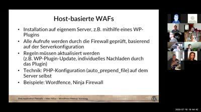 Web Application Firewalls (WAFs)