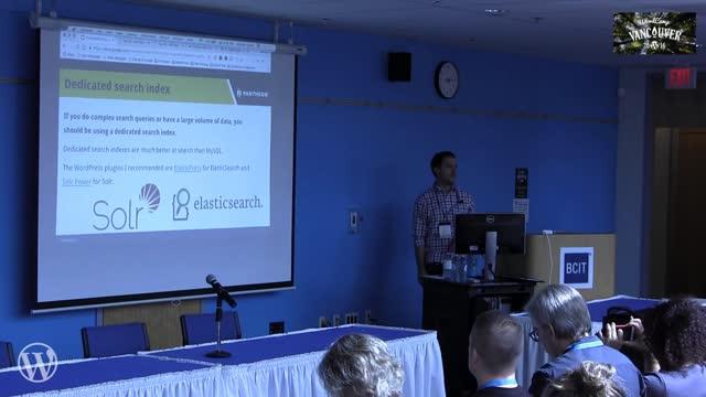Andrew Taylor: Troubleshooting WordPress Performance