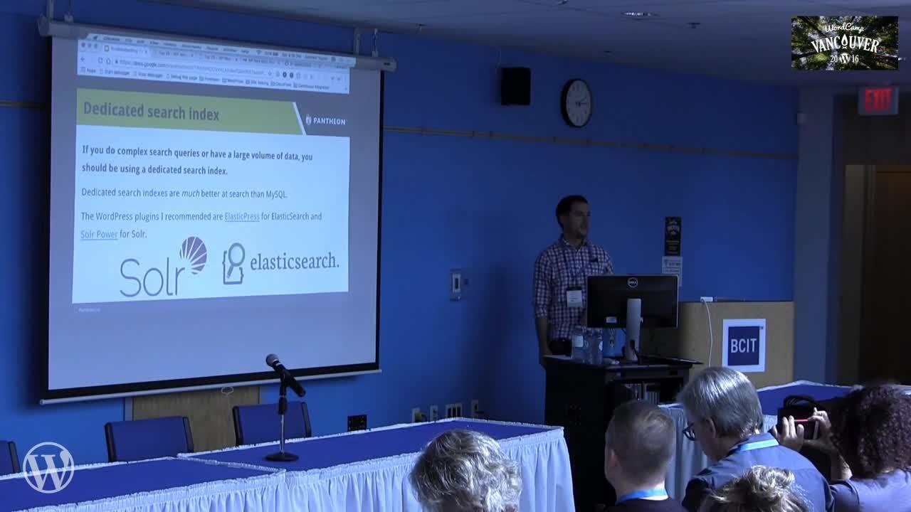 Andrew Taylor: Troubleshooting WordPress Performance ...