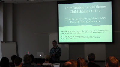 Evan Mullins: Your Firstborn Child Theme- Child Themes 101+102