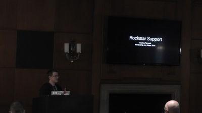 Andrea Rennick: Rockstar Support