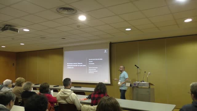Iván Expósito: ¿De qué va todo esto? ¿Por dónde empiezo? Primeros pasos con WordPress
