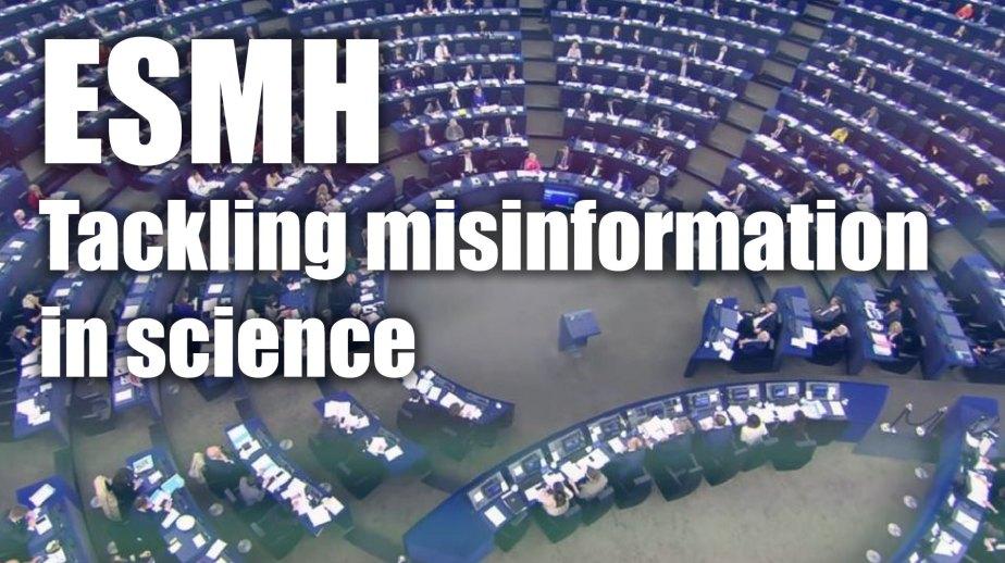 ESMH : Tackling misinformation in science