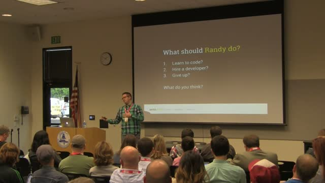 Cody Landefeld: UX for WordPress Platforms
