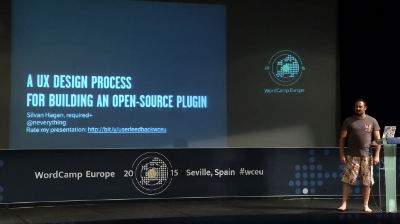 Silvan Hagen: A UX Design Process for Building an Open Source Plugin