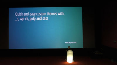 Konstantin Dankov: Quick And Easy Custom Themes With _s, WP-CLI, Gulp And Sass