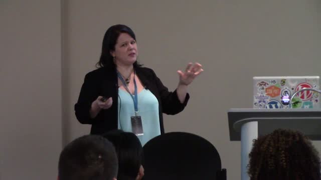 Trisha Salas: Accessibility - Tips, Tricks and Best Practices for Plugin Developers