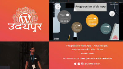 Ankit Dangi: Progressive Web App Advantages and How to use it with WordPress