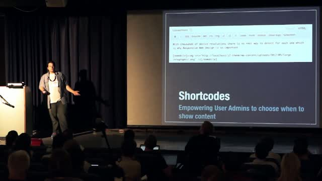 Jesse Friedman: Responsive WordPress Theming
