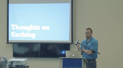 Micah Wood: The WordPress Developer's Guide to Caching