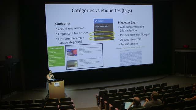 Jennifer Doré Dallas : L'interface WordPress pour les nuls