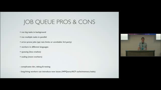 Nathan Tyler: Using WordPress as an App Framework