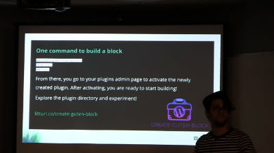 Anthony Burchell: Building Gutenberg Blocks, the Playlist Block Story