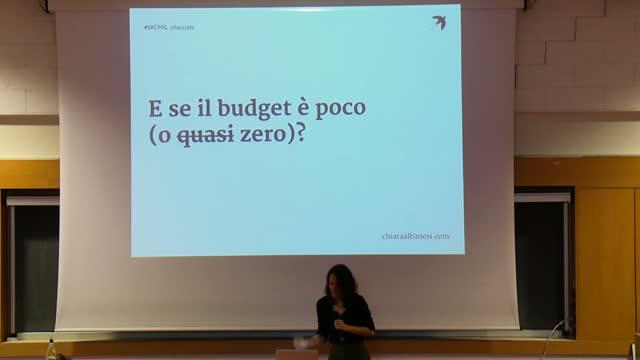Chiara Albanesi: Chiedi sempre prima di progettare - piccola guida alle interviste utente