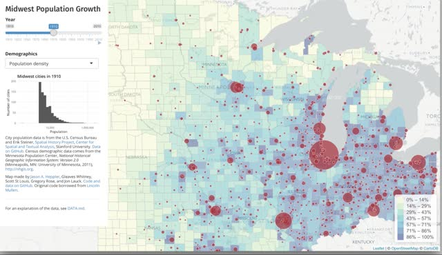 Mapping the Midwest Keynote at the Midwestern History Association