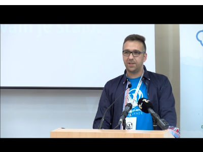 Aleksandar Savkovic: Hello WordPress