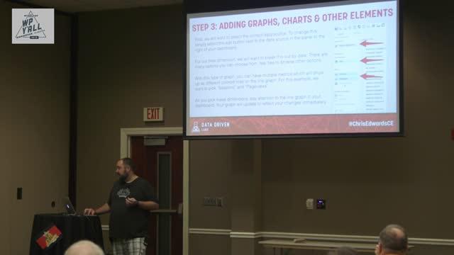 Chris Edwards: Google Data Studio
