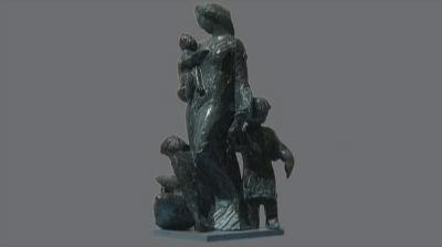 Spomenik Udovicama Ii Svjetskog Rata I Poraca S Koliko Briga